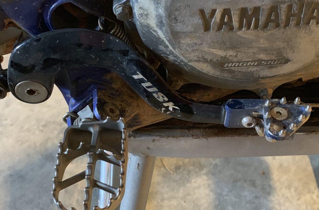 dirt bike brake pedal